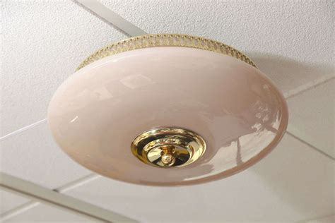 dusty pink l shade homebase pink dome pendant ceiling light l