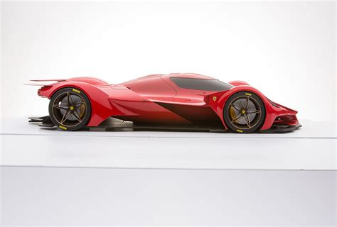 future ferrari car designer dreams up rad ferrari le mans prototype 95