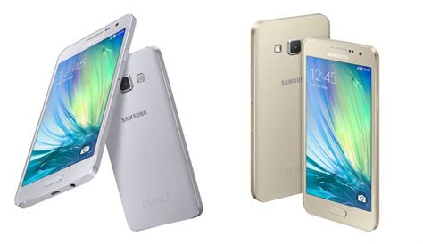 Samsung A3 New Gold samsung galaxy a3 4g silver gold comes to singapore
