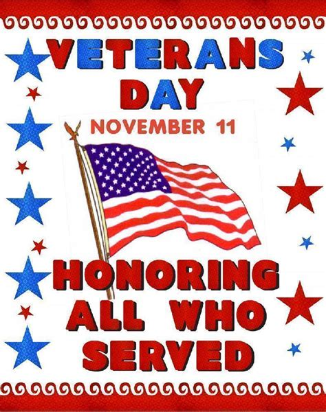 make a veterans day poster honor servicemen poster ideas
