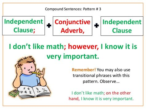 sentence pattern object sentence structure