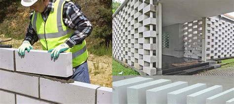contoh model model pagar rumah  hebel terbaru ala