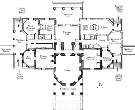 monticello floor plan the devoted classicist historic paint color at monticello