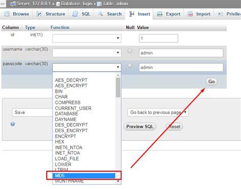 membuat database sederhana dengan php mysql cara membuat login php sederhana sedot code php free