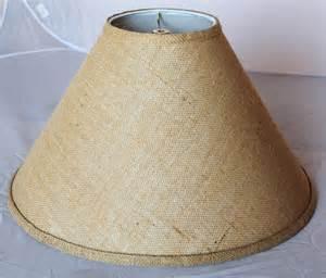 coolie burlap lamp shade lamp shade pro
