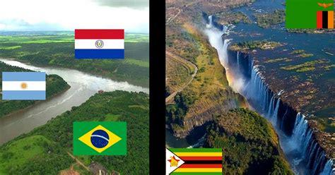 imagenes sorprendentes de todo el mundo las 11 fronteras m 225 s sorprendentes del mundo para los
