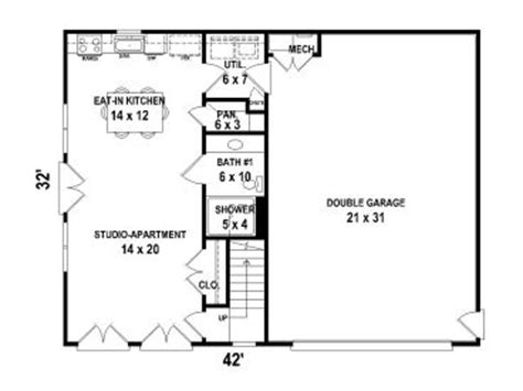 shop plans with living quarters garage apartment plans two car garage apartment plan