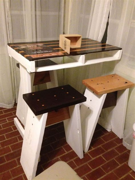 high top table and stools best 25 high top tables ideas on diy pub