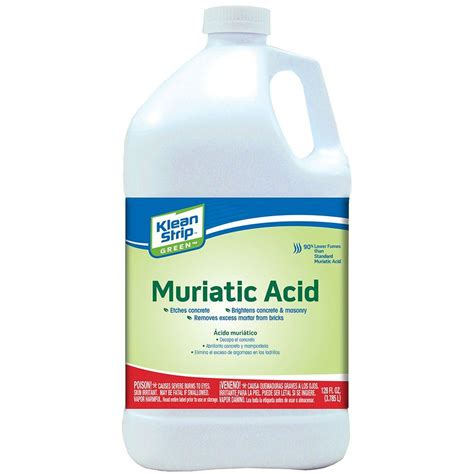 pool filters muriatic acid for cleaning pool filters