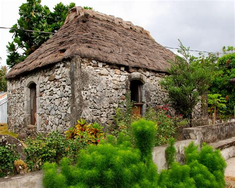 Which Civilization Made Their Buildings Out Of White Granite - batanes philippines the mixed culture