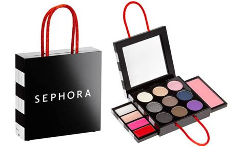 Sephora Mini Bag Palette natale 2012 le palette di sephora mini bag e color pop up