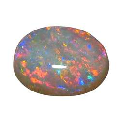 opal colors big unset opal 11 carat bright colorful