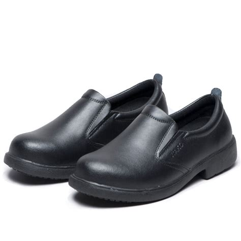 s chefs shoes kitchen anti slip leather shoes safety