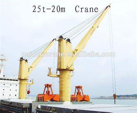 pedestal jib crane marine deck crane offshore pedestal crane deck mounted
