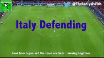 soccer modern tactics italys 1591640253 italy defensive organisation euro2016 tactical cam youtube