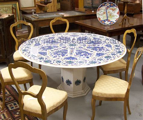 Marble Dining Tables For Sale Coffee Or Dining Table Top In White Marble For Sale Antiques Classifieds