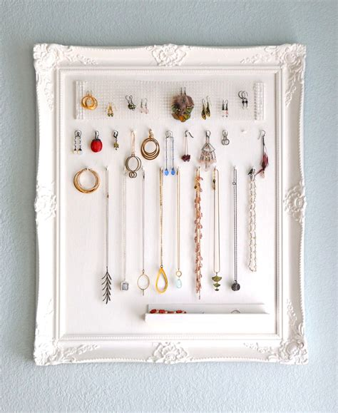 how to make a jewelry display 23 jewelry display diys sincerely yours