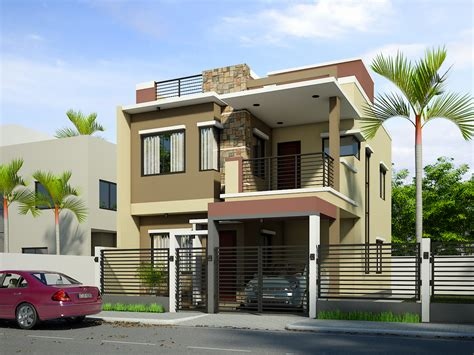residential home design pictures breathtaking double storey residential house home design