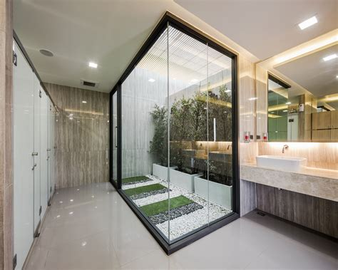 Bathroom Ideas Images Gallery Of The Grand Pinklao Clubhouse Office At 2