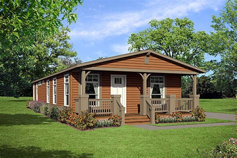 manufactured homes exteriors redman homes