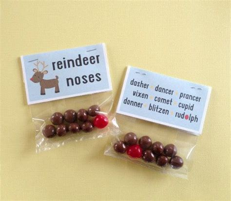 reindeer noses christmas party favors best 10 reindeer noses ideas on gifts by post post and gifts