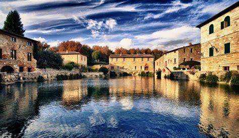 bagno vignoni toscana visita bagno vignoni en toscana qu 233 ver en bagno vignoni