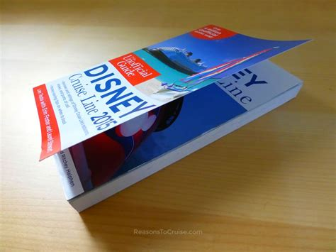 Book Review Anyone But You By Crusie by Unofficial Guide To Disney Cruise Line Book Review