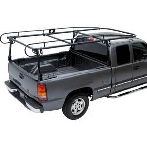contractor compact truck ladder lumber rack