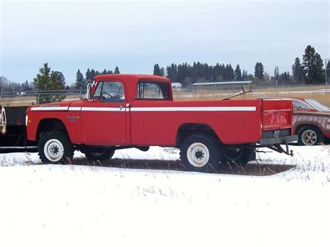 dodge w200 power wagon dodge power wagons pinterest 1965 dodge w200 power wagon dodge power wagons pinterest