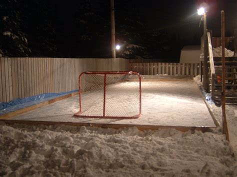 How To Flood A Backyard Rink by 2005 Backyard Rink Howard S Corner Of The Web