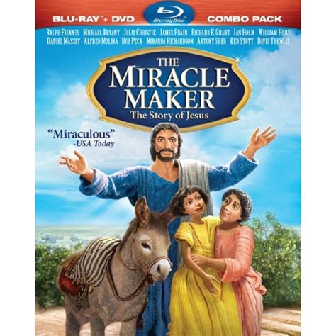 Miracle Maker A Tale The Miracle Maker The Story Of Jesus Disc Title Details 012236113775 Raystats