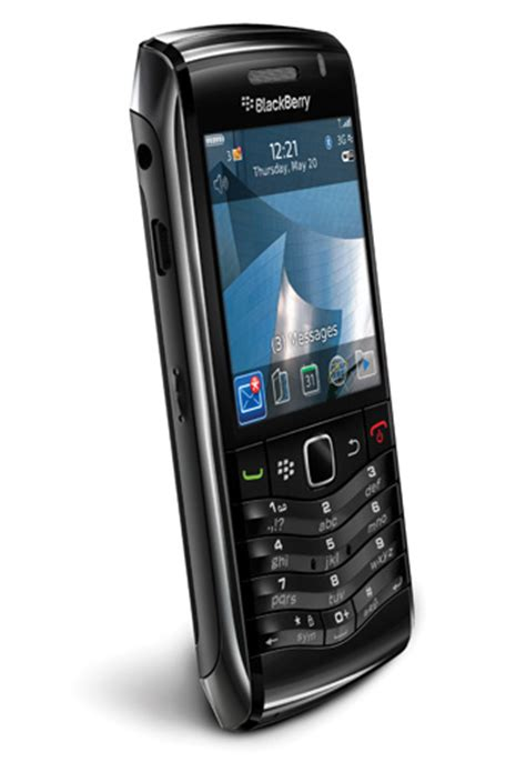 Hp Blackberry Pearl 3g 9105 blackberry pearl 3g 9105 phone photo gallery official photos
