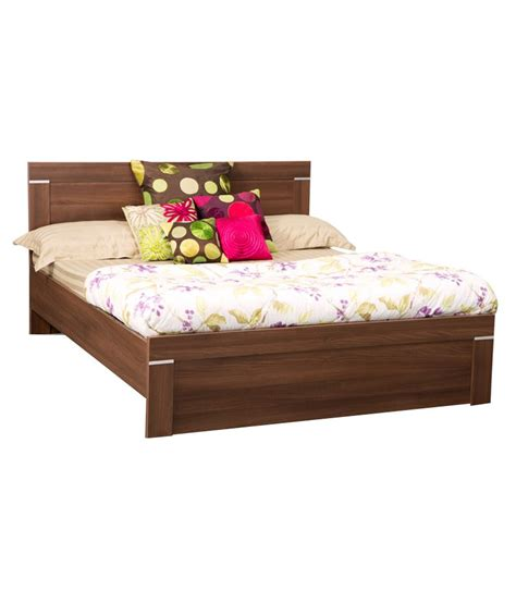 Debono Solitaire Queen Size Bed Best Price In India On Size Bed Price