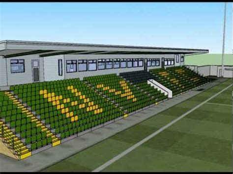 Free Home Design Tool 3d 3d model of the victoria stadium northwich youtube