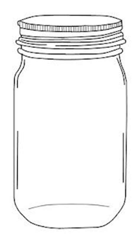 jar cut out template 1000 images about jar template on