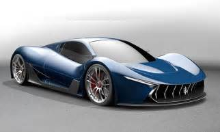 Maserati G Maserati Mc 63 Concept Based On Laferrari Gtspirit