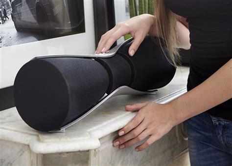 Sharp Nfc Bluetooth Speaker Gx Bt7 sharp introduceert de cilindrische gx bt7 speaker