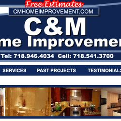 c m home improvement 11 photos builders bath