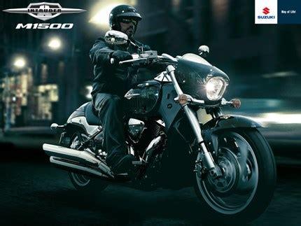 Suzuki M1500 Intruder Motorrad by Gebrauchte Suzuki Intruder M1500 Motorr 228 Der Kaufen