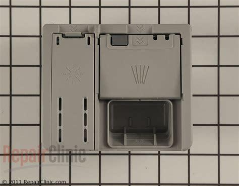 Dishwasher Door Won T by Bosch Dishwasher 216452 She4am16uc Detergent Dispenser Wont