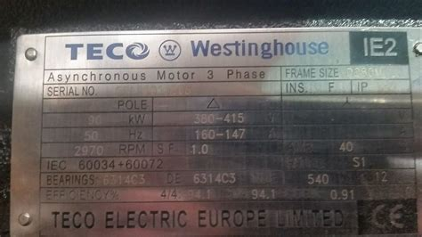 teco westinghouse electric motors wiring diagram free