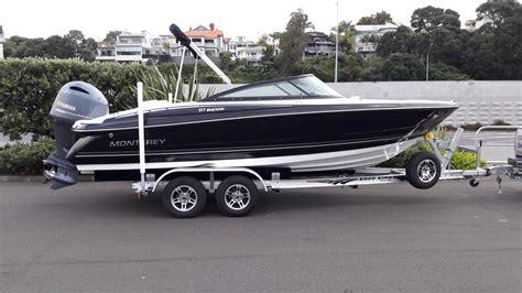 blackfin boats monterey 2016 monterey 217 blackfin power boat for sale www