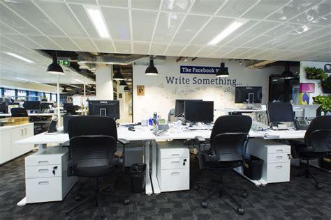 Facebook Offices by Siren Design