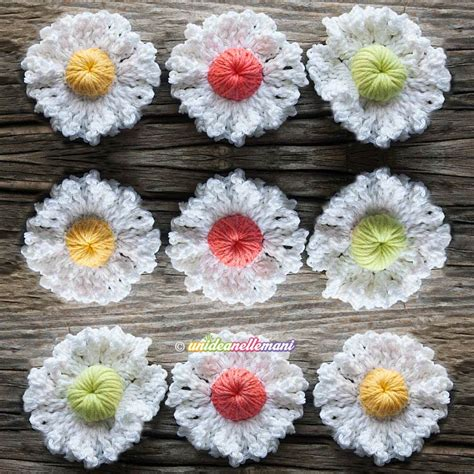 fiori piccoli all uncinetto 20 originali lavori all uncinetto da fare questa estate