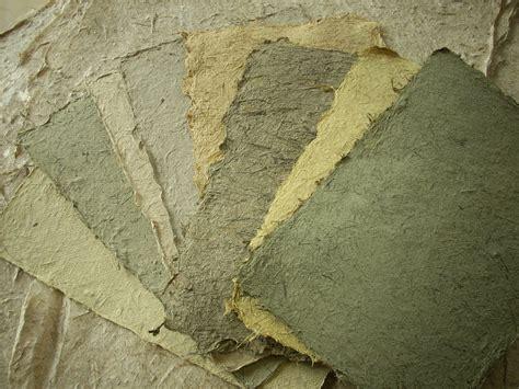 Make Handmade Paper - fenfolio artistic explorations handmade paper 1