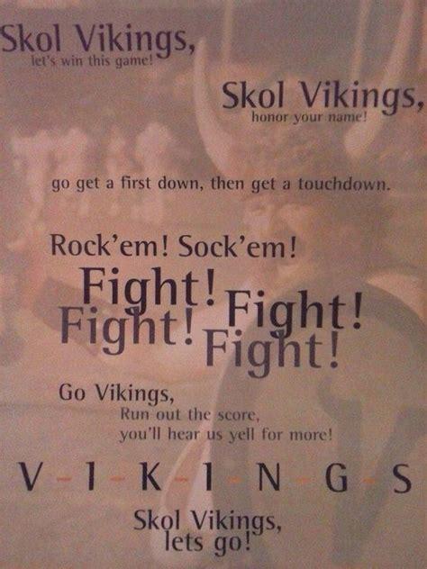theme music vikings skol vikings vikings pinterest theme song vikings