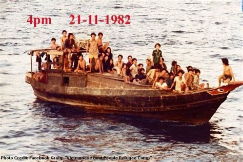 vietnamese boat people a forgotten past vietnamese boat people in singapore