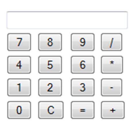 calculator with javascript learn programming asp net php java html css calculator