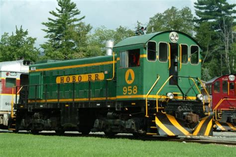 lincoln nh railroad hobo railroad alco switcher 958 lincoln new hshire