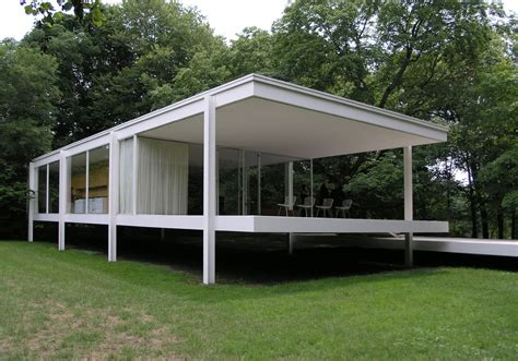 farnsworth house farnsworth house 183 buildings of chicago 183 chicago